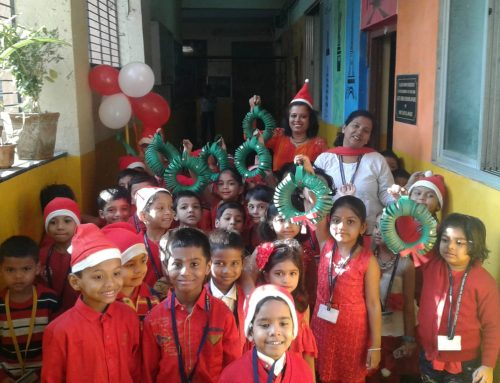 Christmas Celebration 2018-19–VPM's Dolphin Kids, Mulund