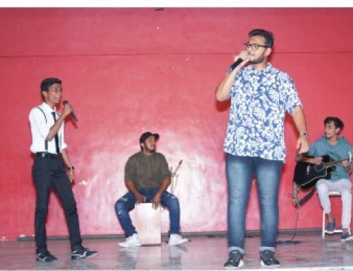 Farewell 2018-19–VPM's R Z Shah College, Mulund