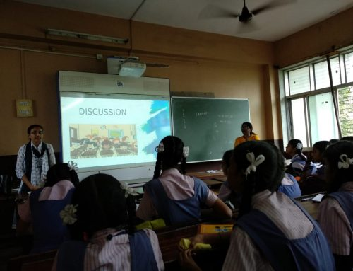 Counselling of Std X Students 2019-20–VPM's Kannada High School & Junior College, Mulund
