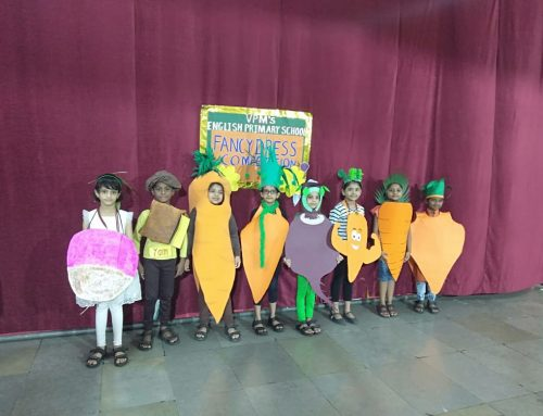 Fancy Dress Competition 2019-20–VPM's Dolphin Kids & English Primary School