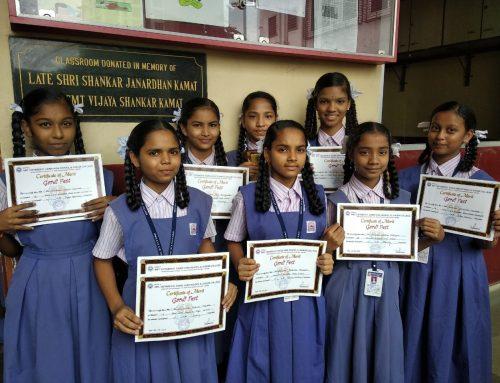 "Interschool Competitions ""Gardi Fest"" 2019-20–VPM' Kannada High School & Junior College, Mulund"