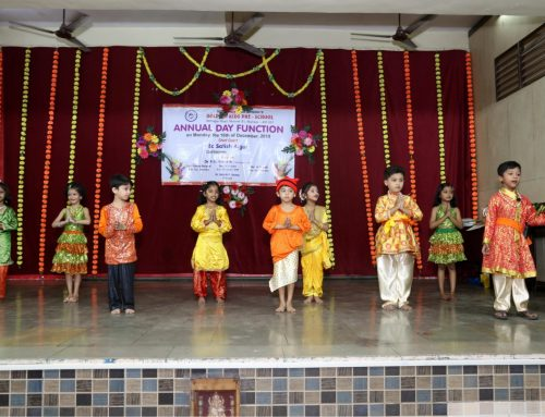 Annual Day 2019–VPM's Dolphin Kids Pre School, Mulund