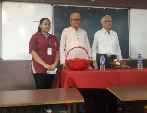 Nidhi Dhediya from XII A won 1st prize in Justice H Suresh Endowment prize Essay Competition(2019-20)–VPM's Kannada High School & Junior College, Mulund