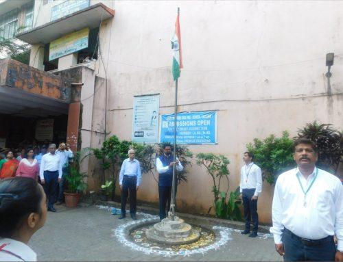Republic Day Celebrations 2019-20—VPM's Kannada High School & Junior College, Mulund