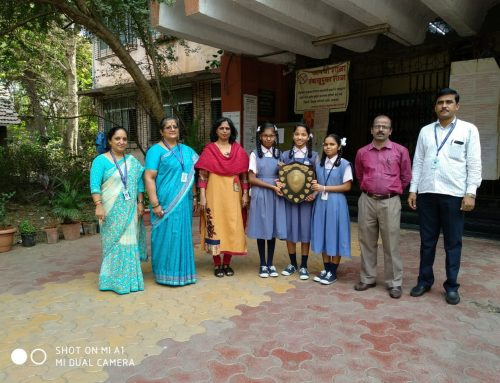 Interschool& Intercollegiate competition held at Bunts Sangha ,Kurla on 22nd February 2020. — VPM's Kannada High School & Junior College, Mulund