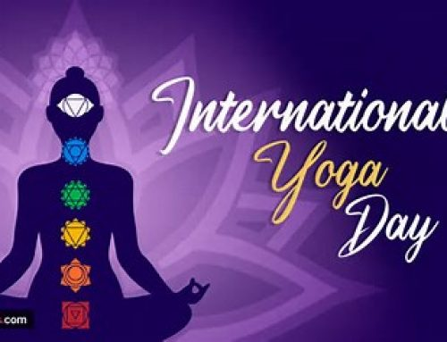 International Yoga Day 2020-21—-VPM's Kannada High School & Junior College, Mulund