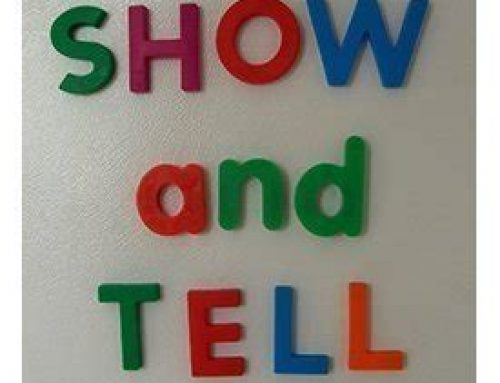 Show & Tell Activity 2020-2021-VPM's Dolphin Kids & English Primary School, Mulund (E)