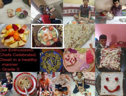 Diwali Celebrations 2020-2021–VPM's English Primary School, Mulund